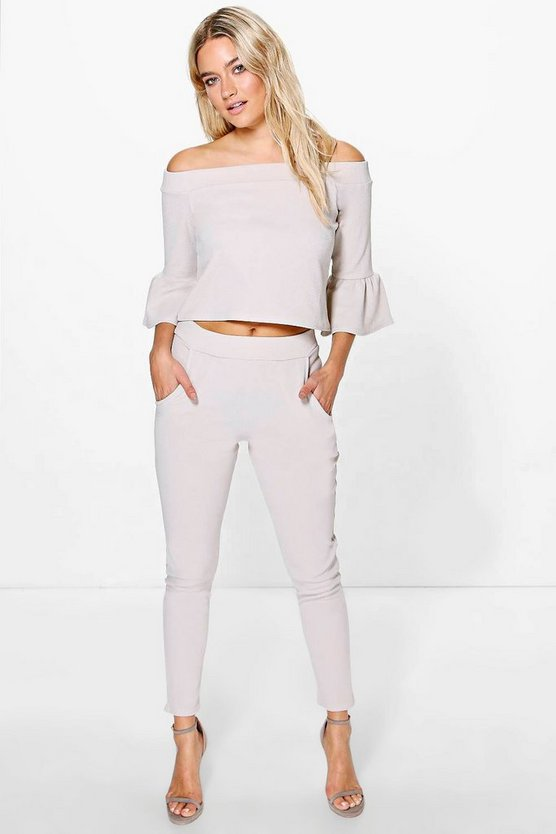 Isobel Stretch Skinny Trouser