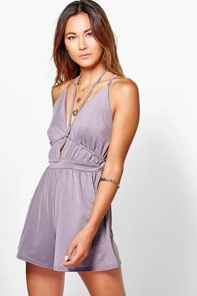 Kate Harness Detail Playsuit