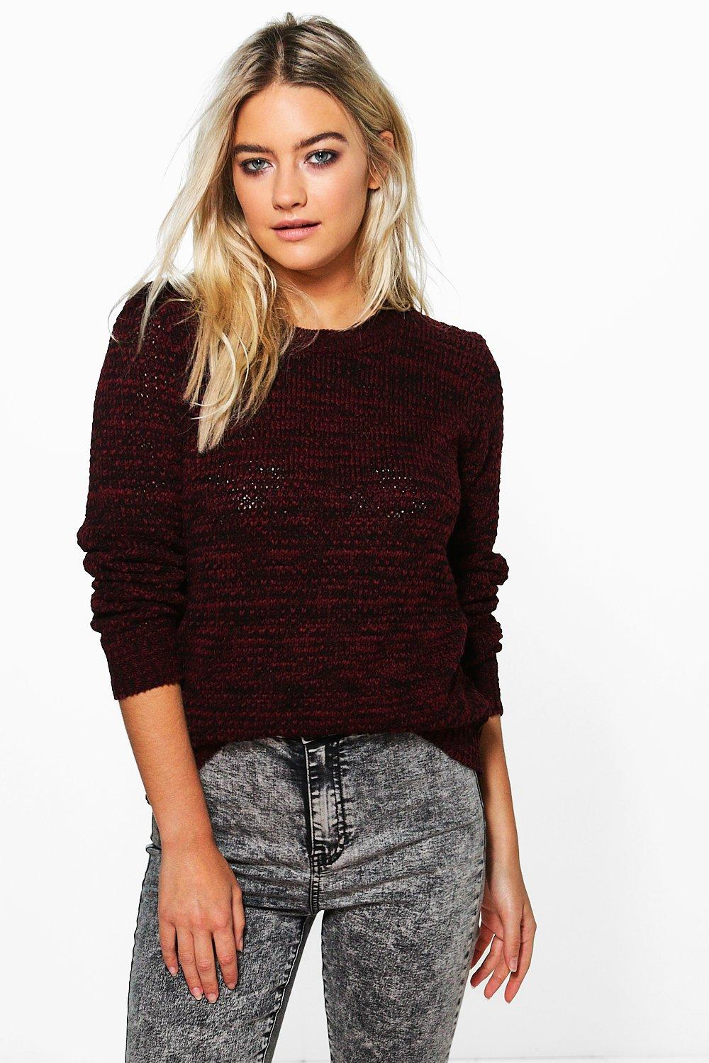 Willow Chunky Slub Knit Jumper