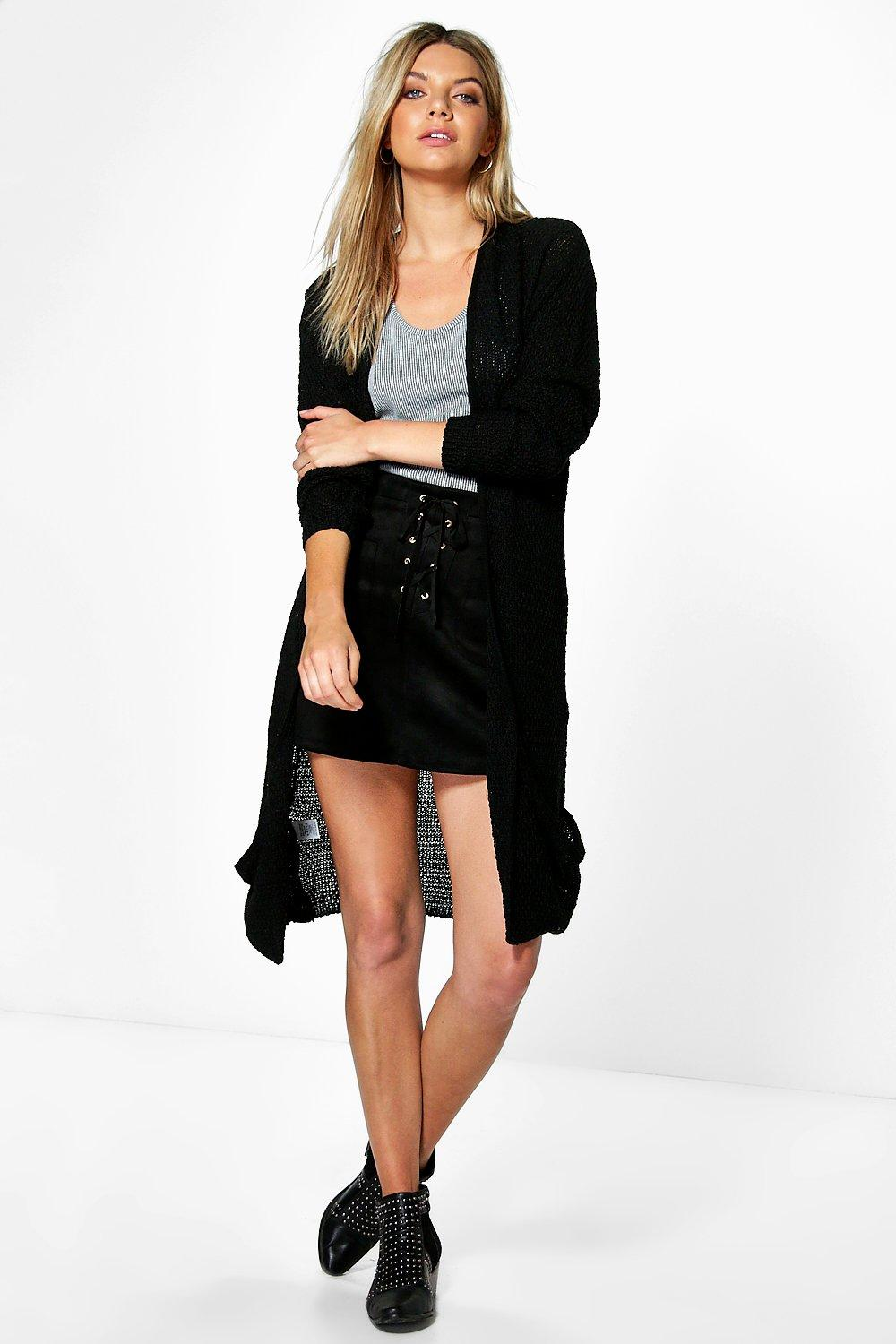 Emily Long Slouchy Cardigan