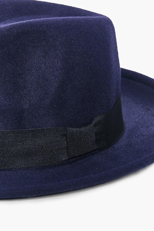 boohoo womens trilby hat ebay