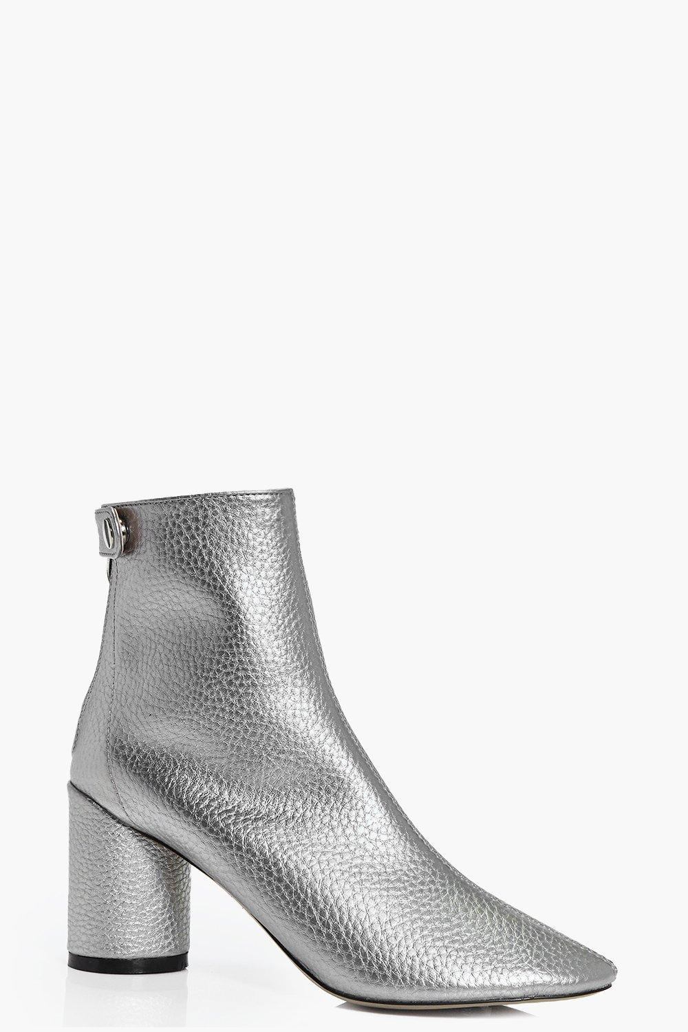 Georgina Cylinder Sock Ankle Boot
