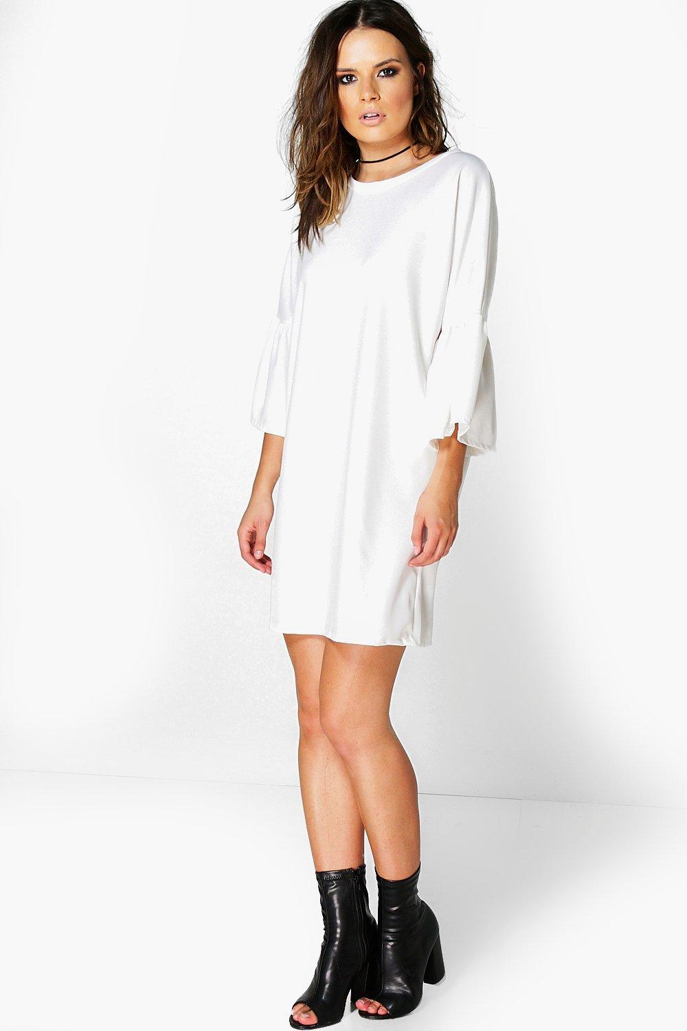Michelle Bell Sleeve Dress