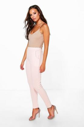 Eleanor Skinny Pocket Trousers