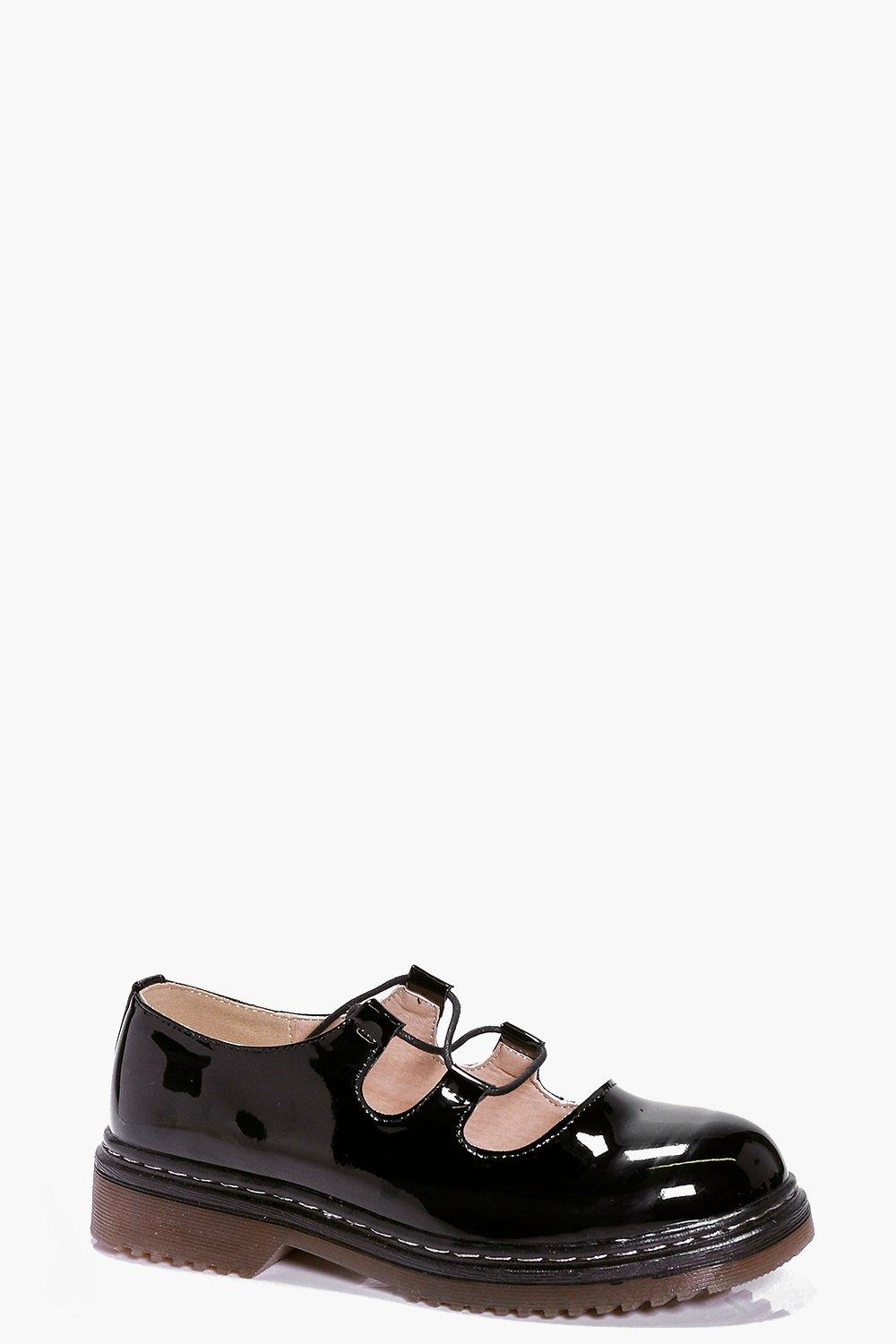 Lydia Lace Up Cleated Ballet