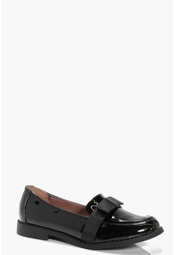 Harriet Bow Front Loafer