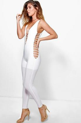 Lyndsay Cut Out Jumpsuit