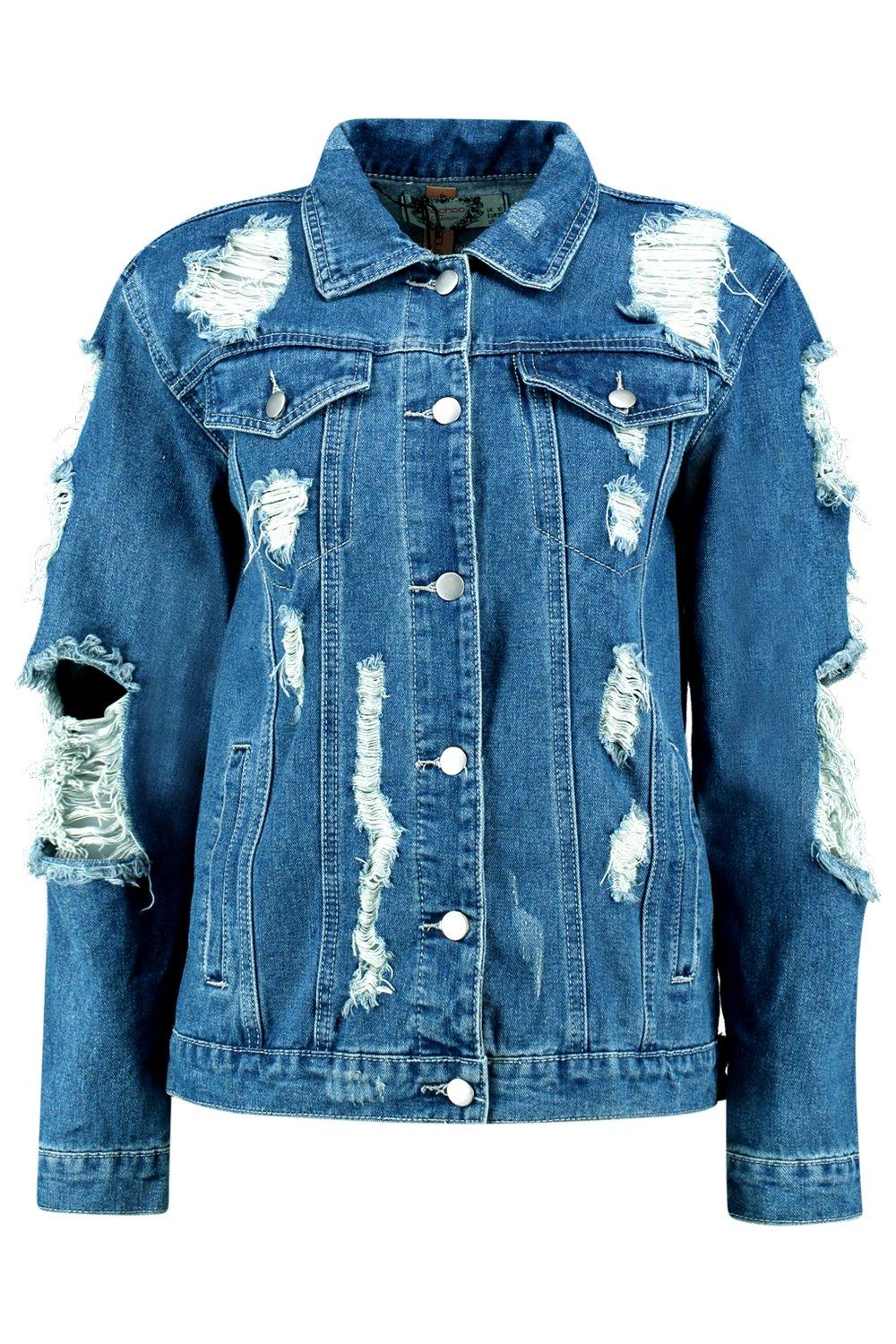 Denim jacket women uk