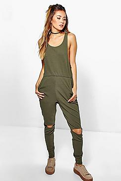 Helen Casual Relaxed Fit Jumpsuit