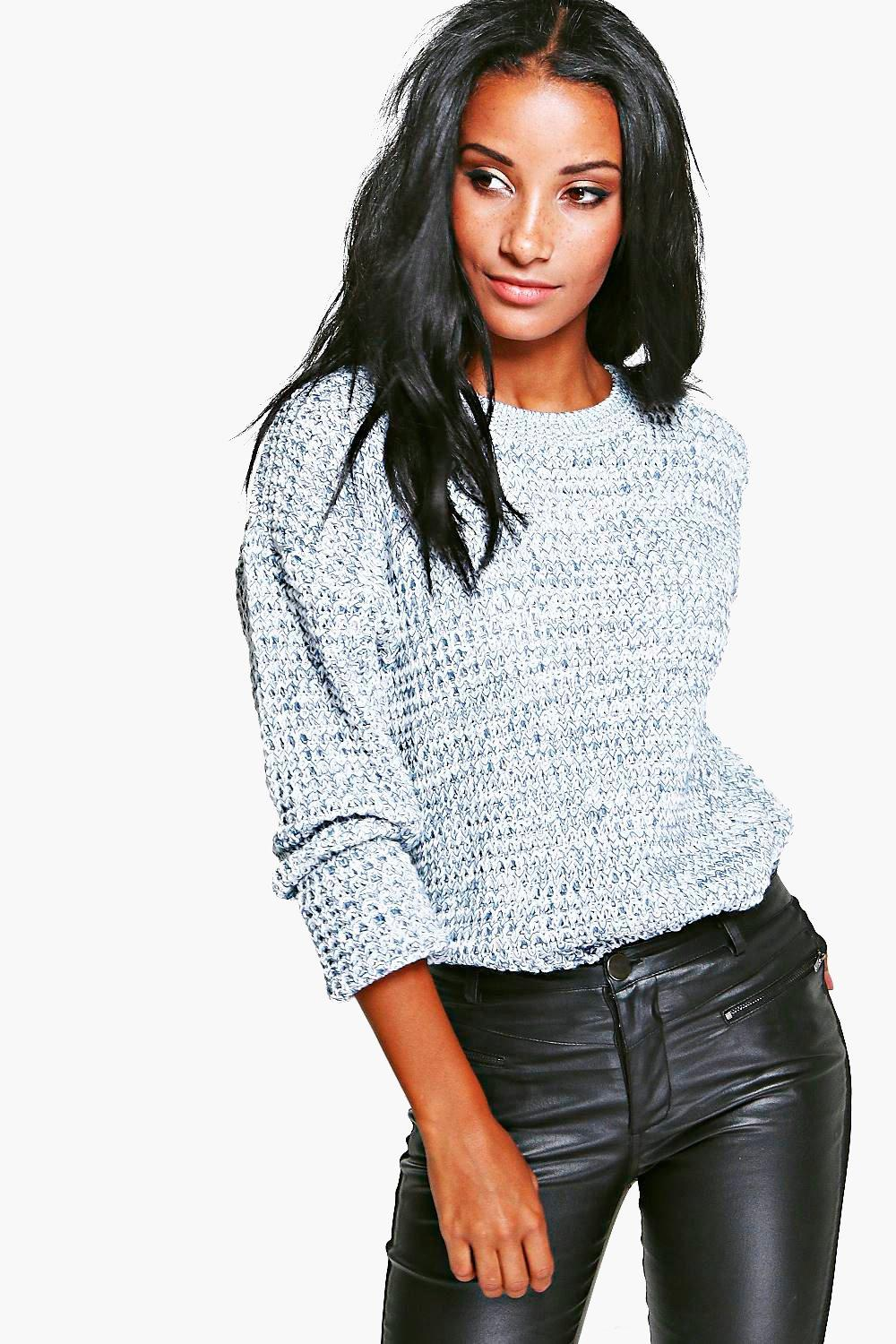 Hannah Marl Fisherman Jumper