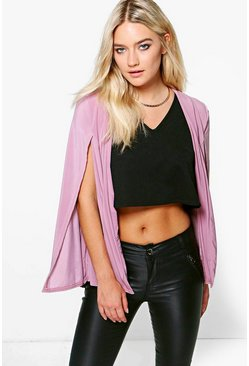 Harriet Slinky Cape Blazer