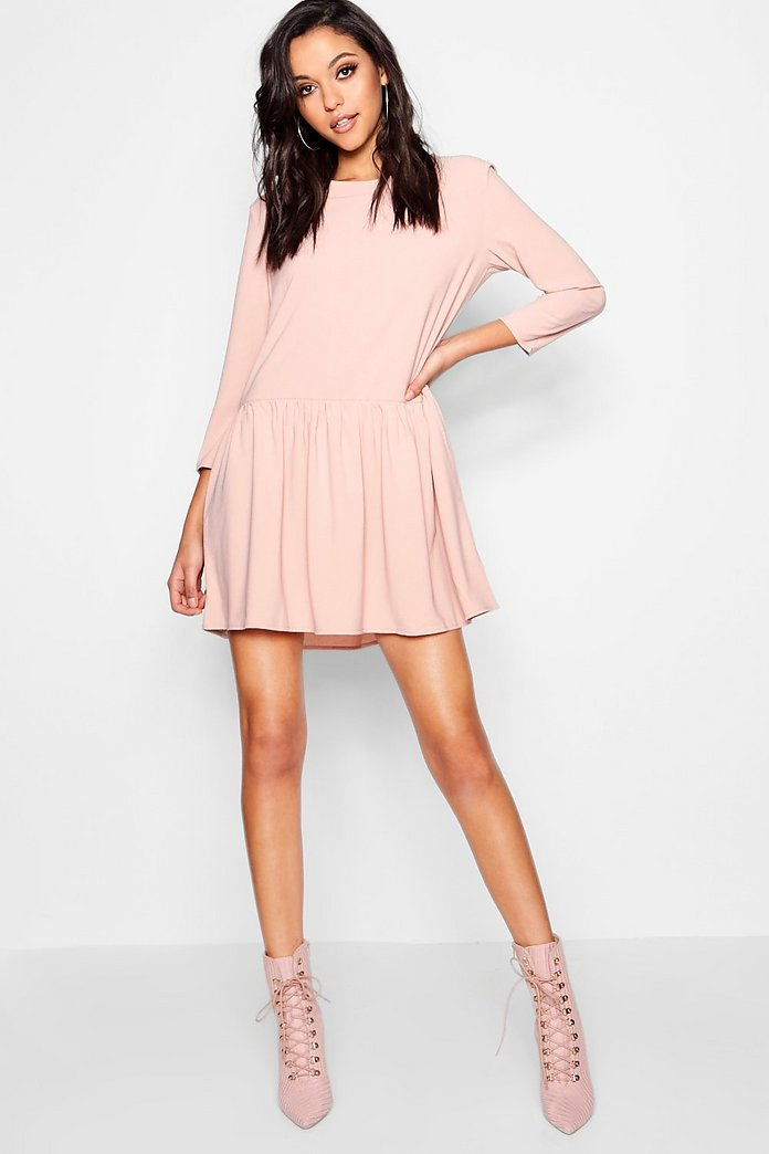 Jodie Frill Bottom Shift Dress
