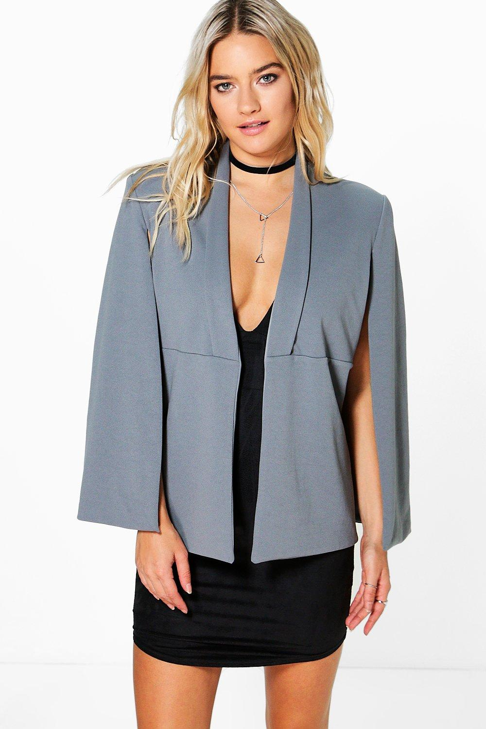 Kate Shawl Collar Cape