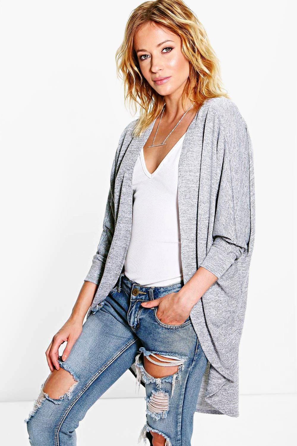 Millie Cocoon Cardigan