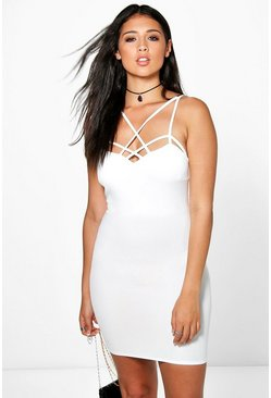 Bernadette Strappy Bodycon Dress