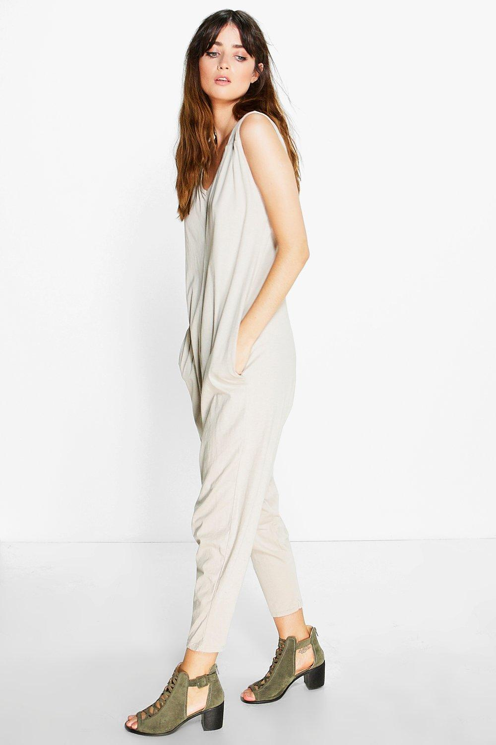 Lola Cotton Jumpsuit