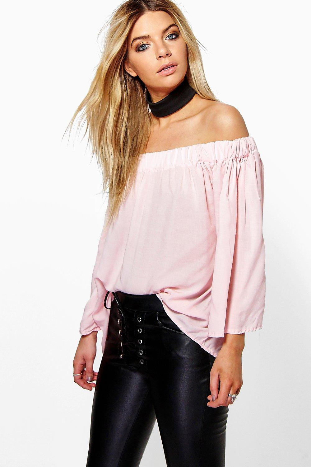 Tanya Off The Shoulder Top