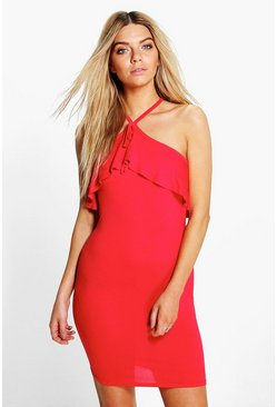 Yasmin Double Layer Bodycon Dress