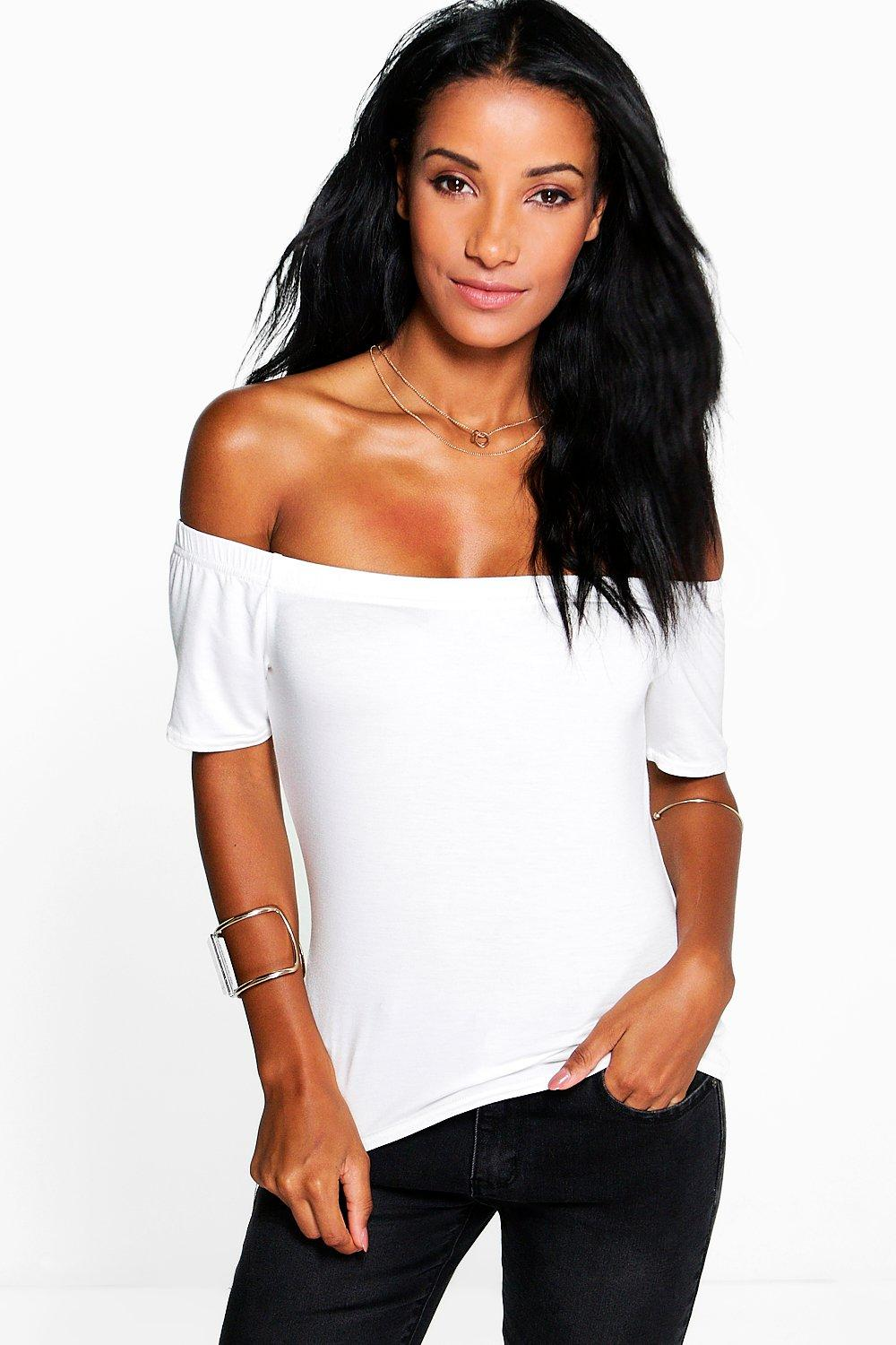 Tara Off The Shoulder T-Shirt