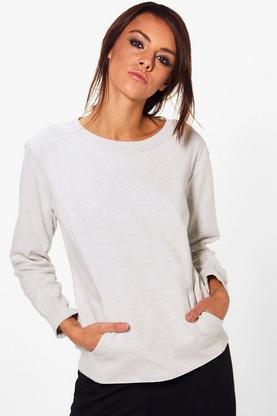 Laura Premium Supersoft Pocket Sweat