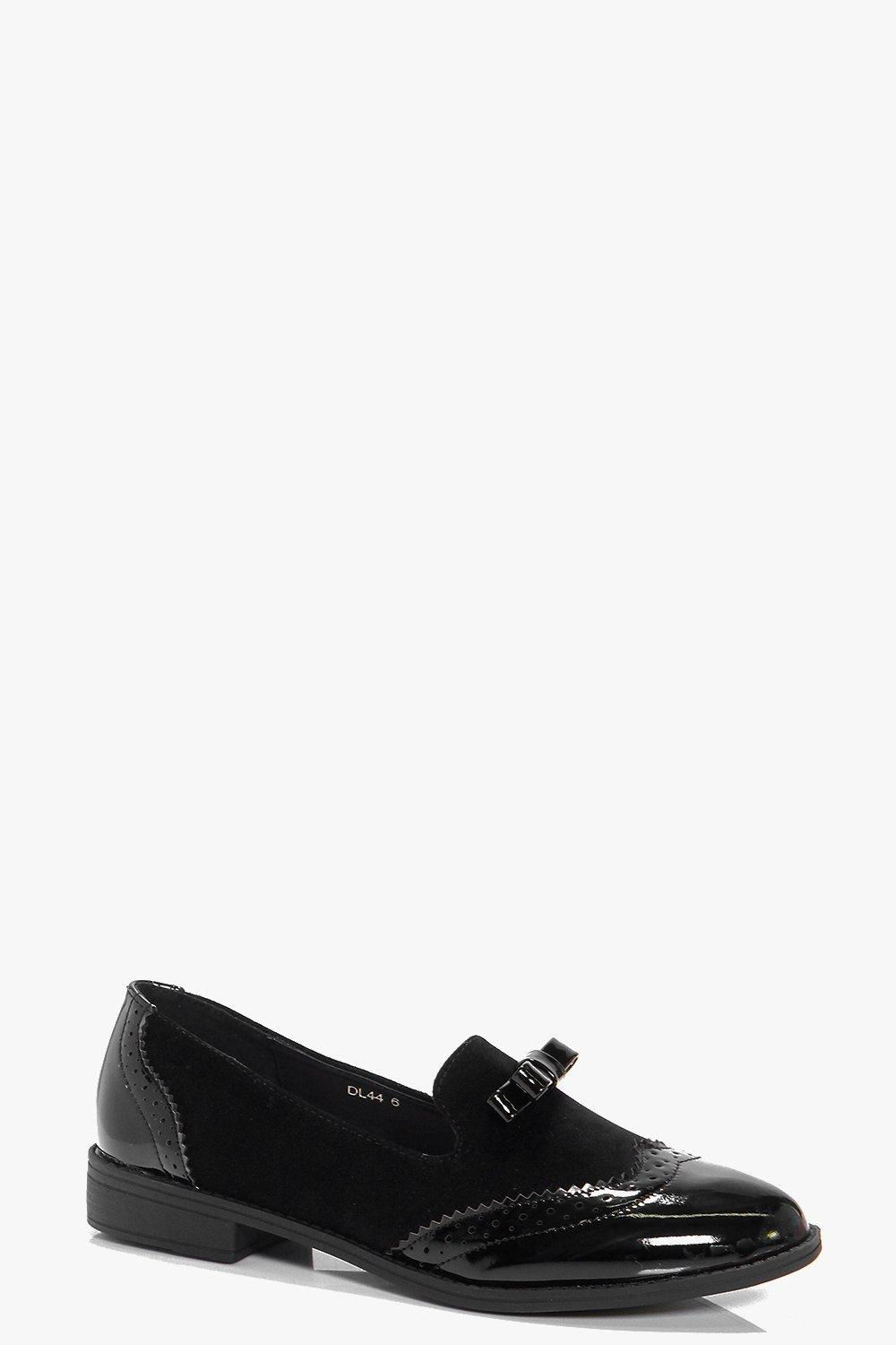 Charlotte Bow Front Loafer