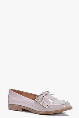 Jessica Bow Front Loafer