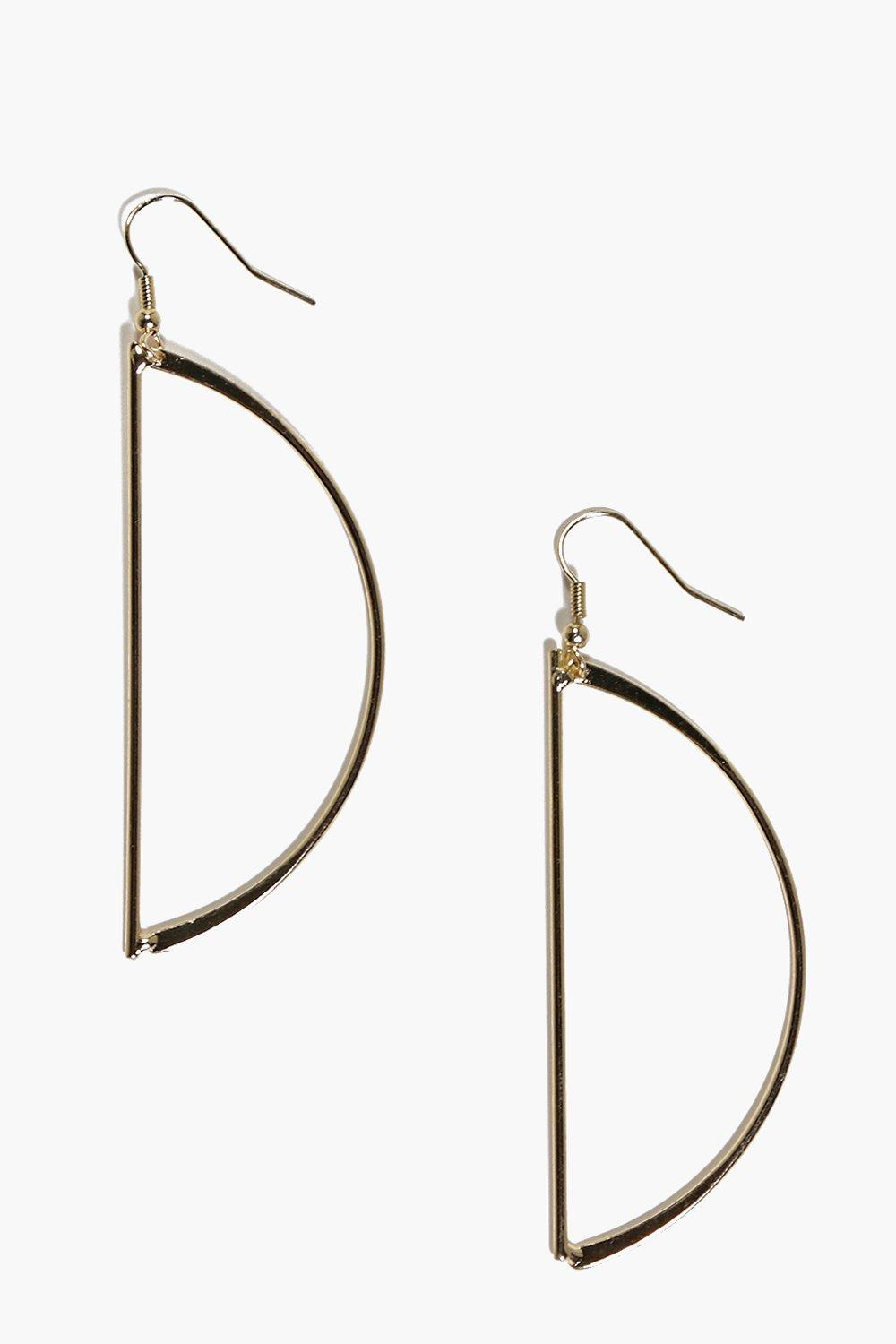 Lena Fine Shape Earrings