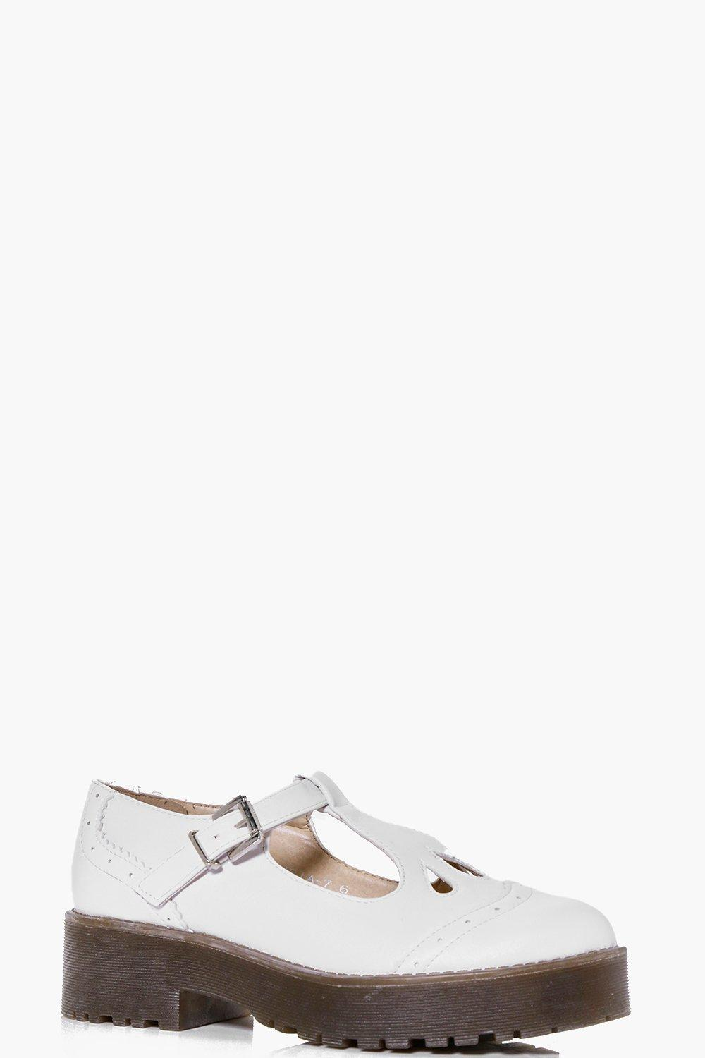 Florence T Bar Chunky Flat