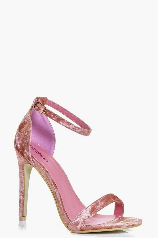 Layla Two Part Stiletto Heel