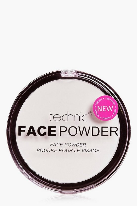 Halloween White Face Paint Powder
