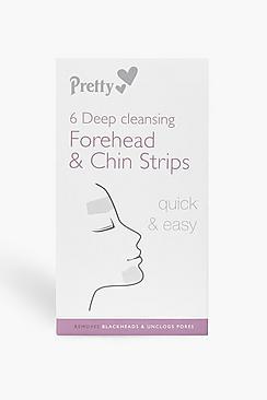 6 cerotti per pulizia fronte, mento e naso
