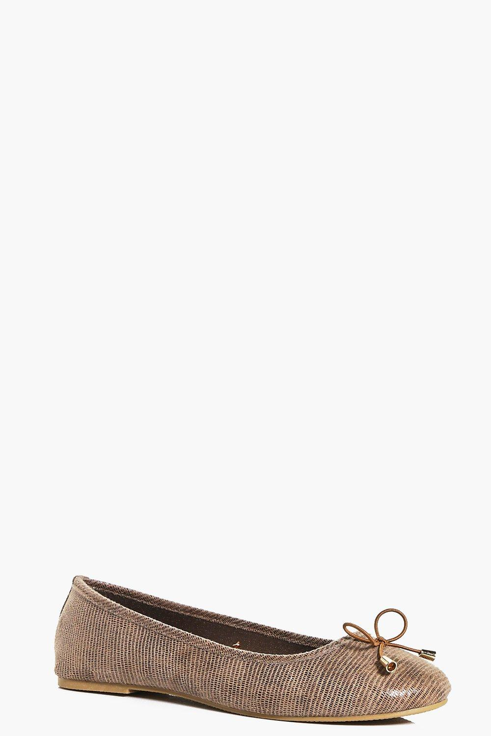 Bethany Bow Trim Ballet