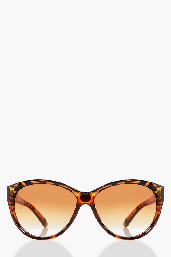 Eva Tortoise Shell Cat Eye fashion glasses
