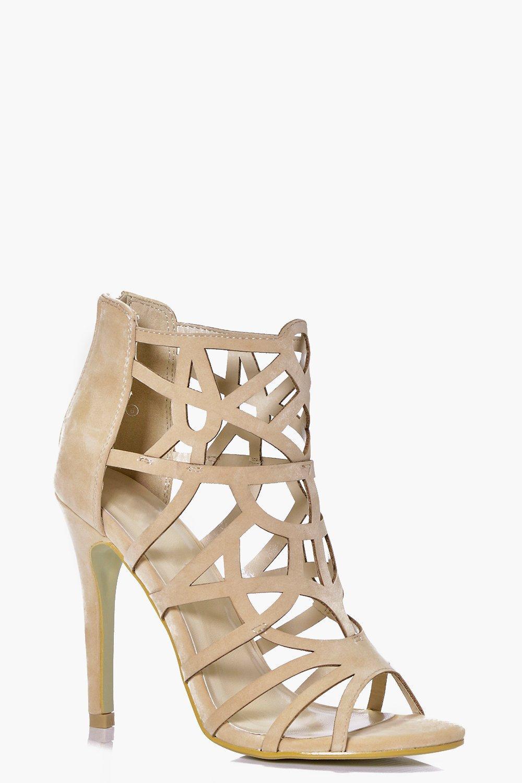 Jessica Cage Stiletto Heels
