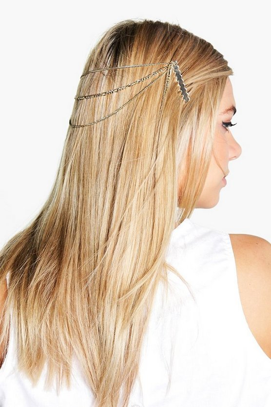 Rebecca Multi Layered Hair Clip