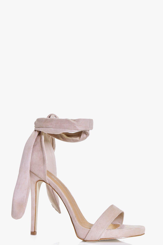 Emilia Wrap Strap Two Part Sandal