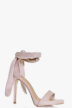 Emilia Wrap Strap Two Part Sandal