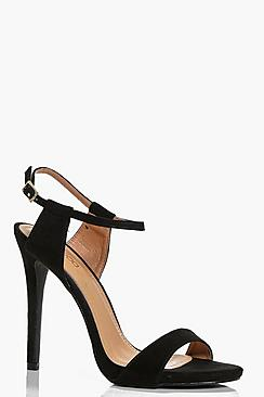 Lara Ankle Band Two Part Sandal