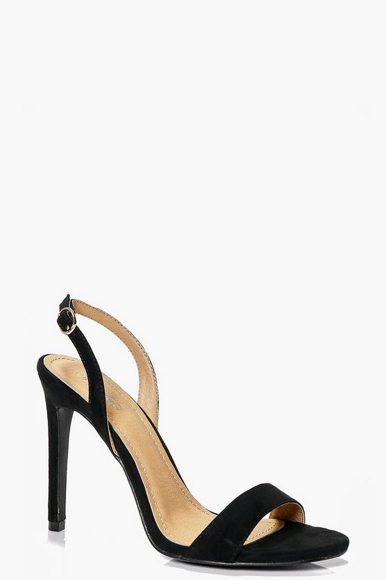 Kara Slingback Two Part Sandals