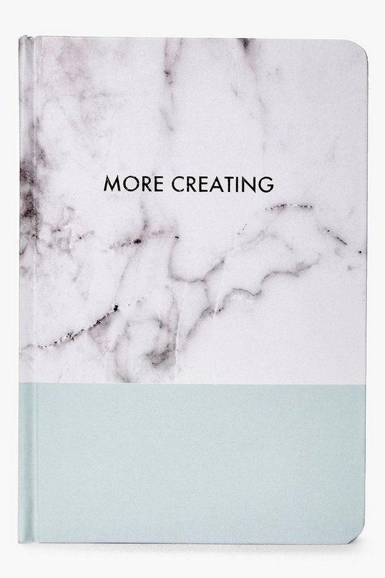 More Creating Marble Notebook