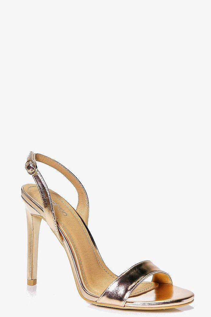 Anya Sling Back Two Part Sandal