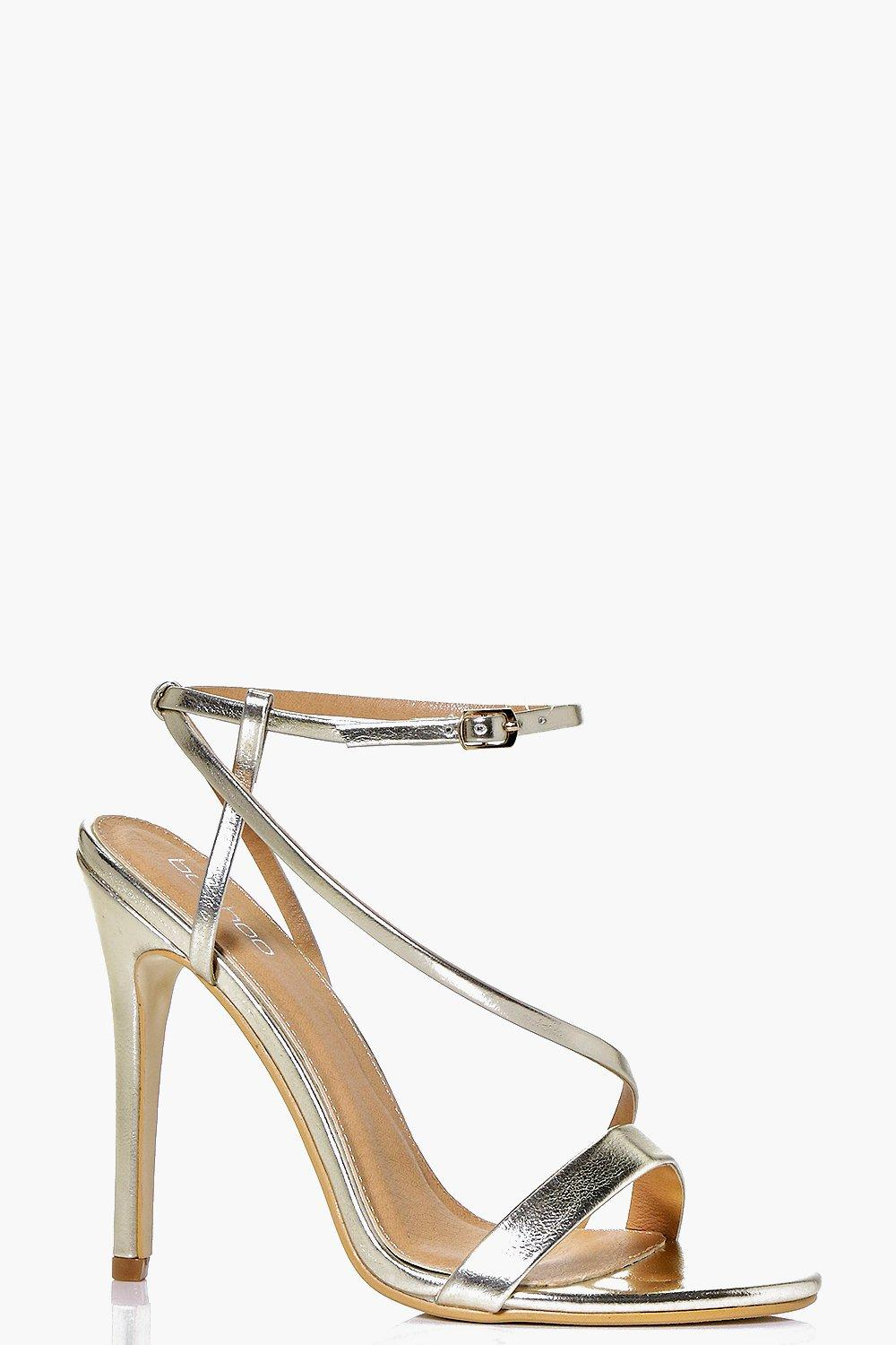Heidi Open Back Two Part Sandal