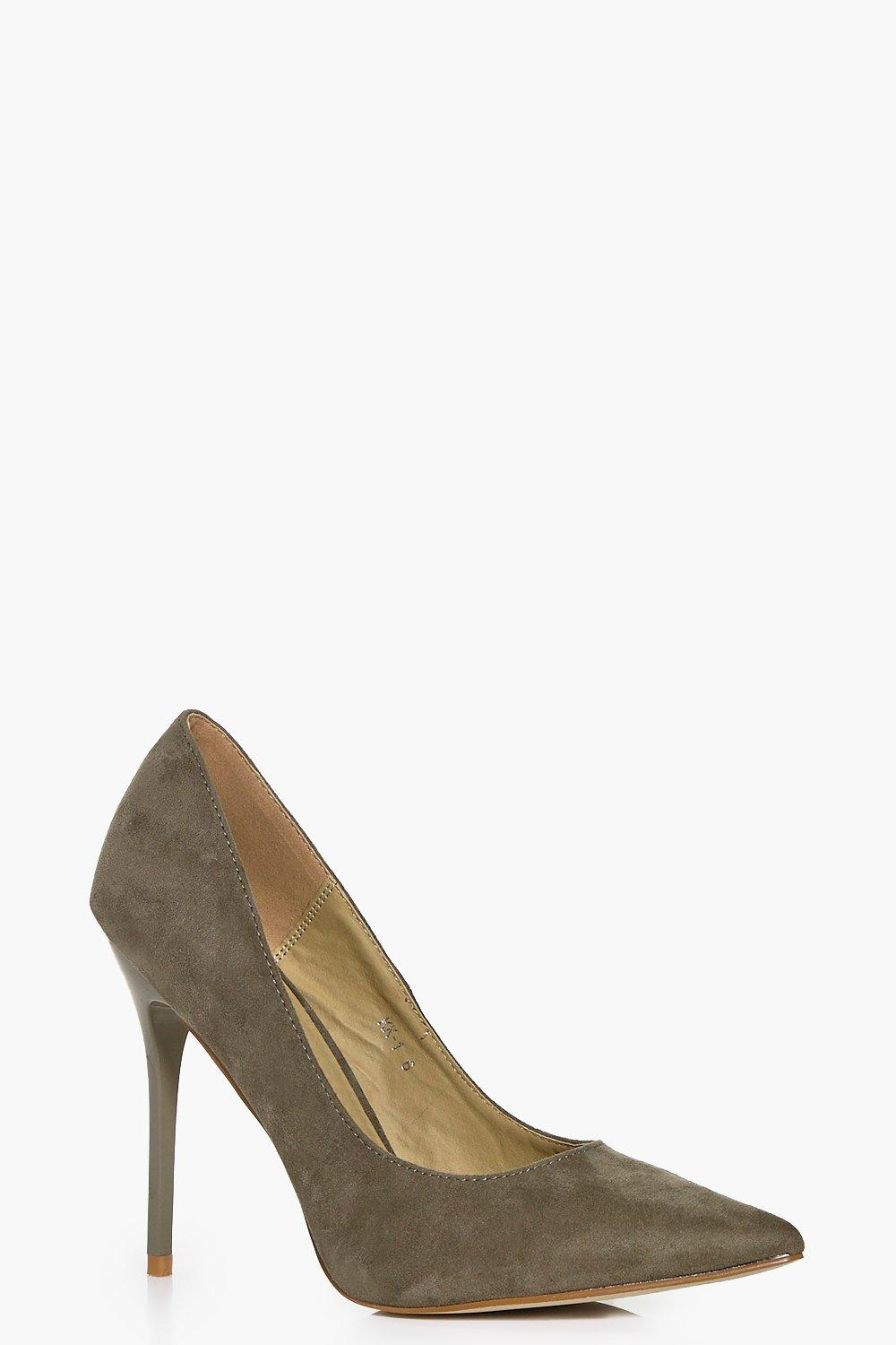 Laura Pointed Stiletto Court