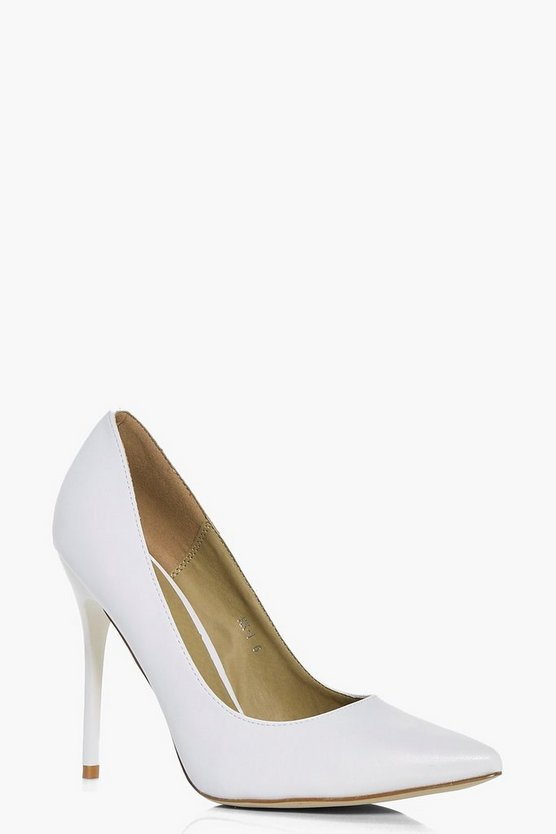 Frances Pointed Stiletto Court