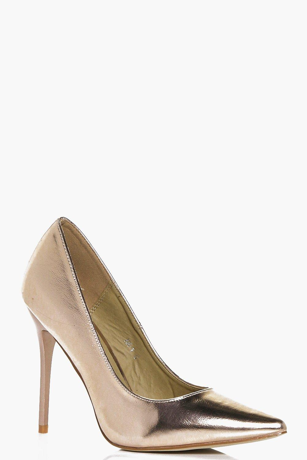 Eloise Pointed Stiletto Court