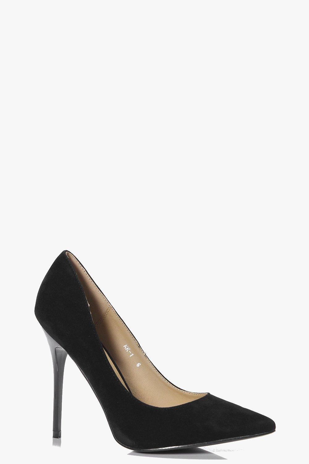 Freya Pointed Stiletto Court