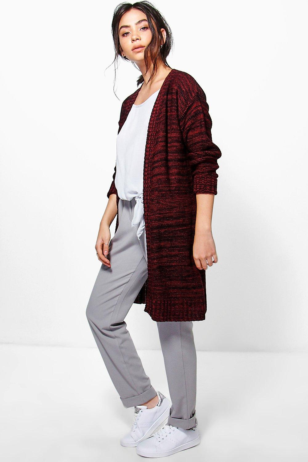 Millie Edge To Edge Marl Cardigan