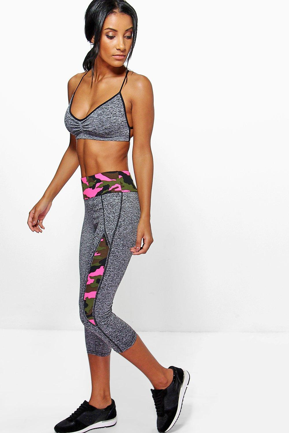Alice Super Stretch Fabric Running Leggings