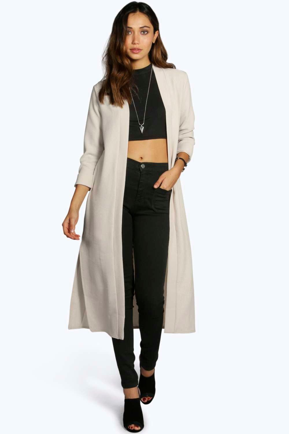 Isabella Turn Up Cuff Duster