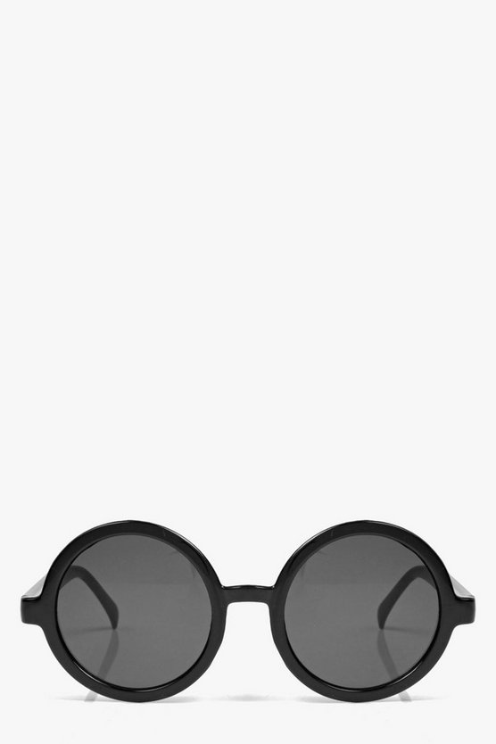 Grace Round Tinted Lense Sunglasses